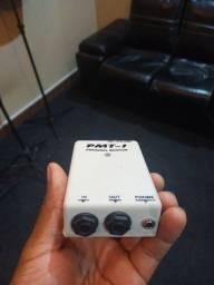 Power click \ amplificador de fone
