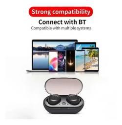 Fone De Ouvido Sem Fio Bluetooth 5.0 Stereo Tws Wpp