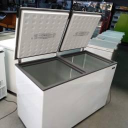 Freezer 2 portas novo (tudo para comércio)
