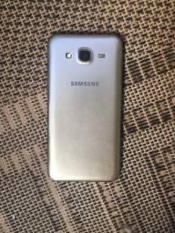 Samsung J5 Carcaça com Placa Funcionando