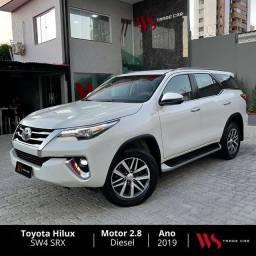 Título do anúncio: Toyota Hilux SW4 2019