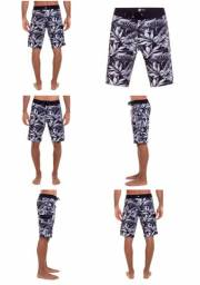 Boardshorts Quiksilver Original Novo Lacrado Bermuda Quiksilver