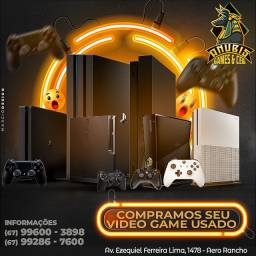 C.O.M.P.R.O   video games somente pacote fechado
