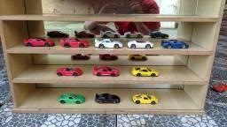 Coleção de carrinhos Hot Wheels (Porsches)