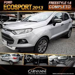 Ford Ecosport Freestyle 1.6 2013 Completo