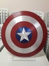 Escudo Capitão América 60 cm metal