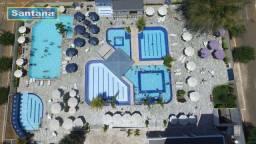 Apartamento com 1 dormitório à venda, 44 m² por R$ 125.000,00 - Do Turista - Caldas Novas/