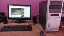 Computador para estudos dual core