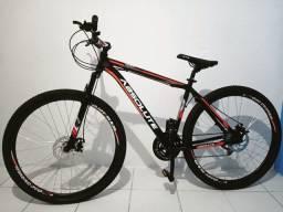 Bicicleta aro 29 Absolut Alumínio Somos loja Mega Bike