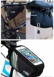 Bolsa p/ Bicicleta, Patinete etc