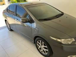 Honda City EX 1.5 Flex Automático 2012