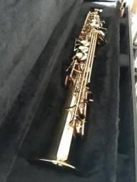 Sax soprano Eagle modelo novo