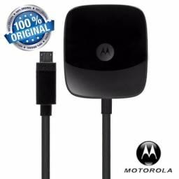 Carregador Turbo Motorola - Produto Original
