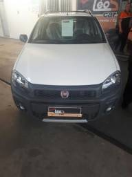 Vendo uma fiat strada cd 1.4 3p working celebration 41km 2016 - 2016