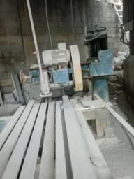 Maquina de corte de chaspas de granito