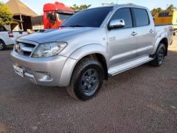 Toyota Hilux SRV 3.0 urgente 68.000 só venda - 2008