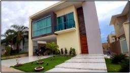 Sobrado 4 Suítes, 305 m² no Condomínio Mirante do Lago