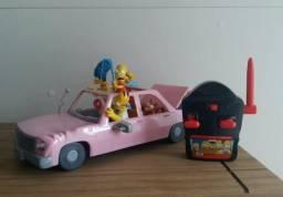 Carro Controle Remoto Os Simpsons Raridade!