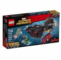 Lego Super Heroes Marvel NOVO