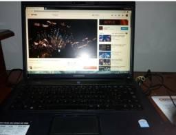 Notebook Compaq Core 2 Duo Windows 7