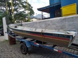 Barco de Alumínio 5 metros - 2008