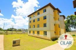 Apartamento à venda com 2 dormitórios em Cidade industrial, Curitiba cod:9363.001