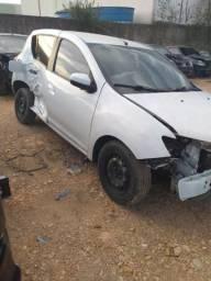 Sucata Renault Sandero Dynamique 1.0 16v 2015