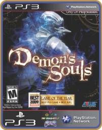 Título do anúncio: Ps3 Demons souls