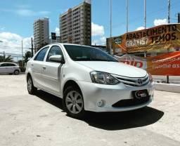 Etios Sedan XS 1.5 2015 completo - 2015