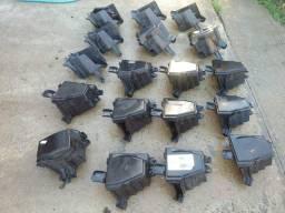 Caixa plástica dos fusíveis de Renault