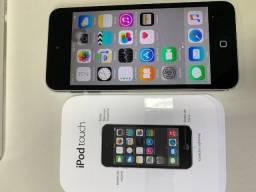 Ipod Touch 5 16gb Prata - impecável