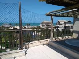Apartamento (cobertura)a venda no beach place no Porto das dunas próximo ao beach Park