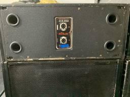 6 line Oxxis modelo LA2.OX 2way 950 watts RMS