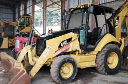 Retroescavadeira Caterpillar 416E 2010