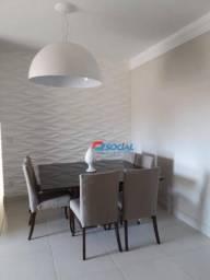 Apartamento com 3 dormitórios à venda, 98 m² por R$ 400.000,00 - São Cristóvão - Porto Vel