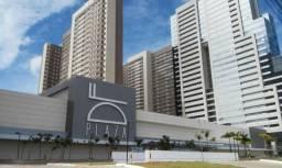 Lindo Apartamento no DF Century Plaza, 1 Quarto Semi Mobiliado com Ar Condicionado