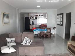 Apartamento Cobertura com 3 dormitórios à venda, 154 m² por R$ 680.000 - Agenor de Carvalh