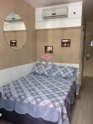 Flat para aluguel, 1 quarto, 1 vaga, Santa Paula - São Caetano do Sul/SP