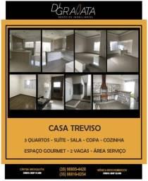Casa Bairro Treviso - Varginha MG