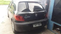 Sucata para retirar peças Peugeot 307 1.6 16V - 2007