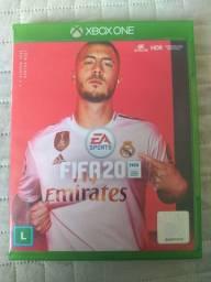 FIFA 20 NOVINHO CD EM PERFEITO ESTADO