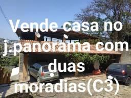 Casa em Ipatinga c/ 2 moradias j. Panorama.(C3)