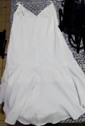 Vestido branco número 38