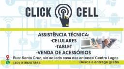 Loja de assistência técnica de celular