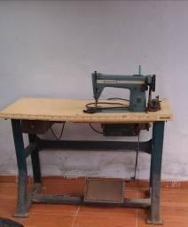 Máquina de costura semi industrial singer