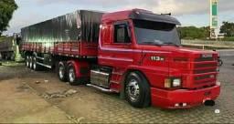 Scania 113 PARCELADA