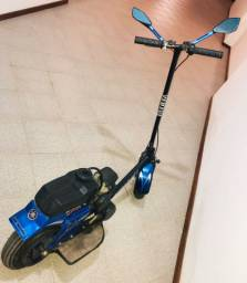 Vendo ou Troco Scooter Walk Machine a gasolina