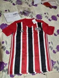 Camisa do São Paulo II adidas 20 - Masculina