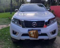 Nissan Frontier SE automática 2018 kit multimídia 2020
