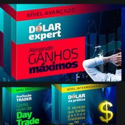 Dolar Expert e Dolar na Pratica 2.0 - Combo - Rodnei Dias